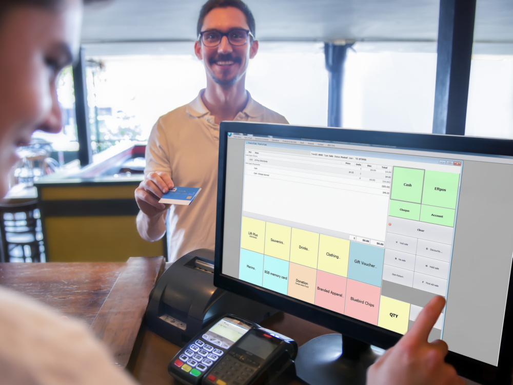 Integrated Point of sale
