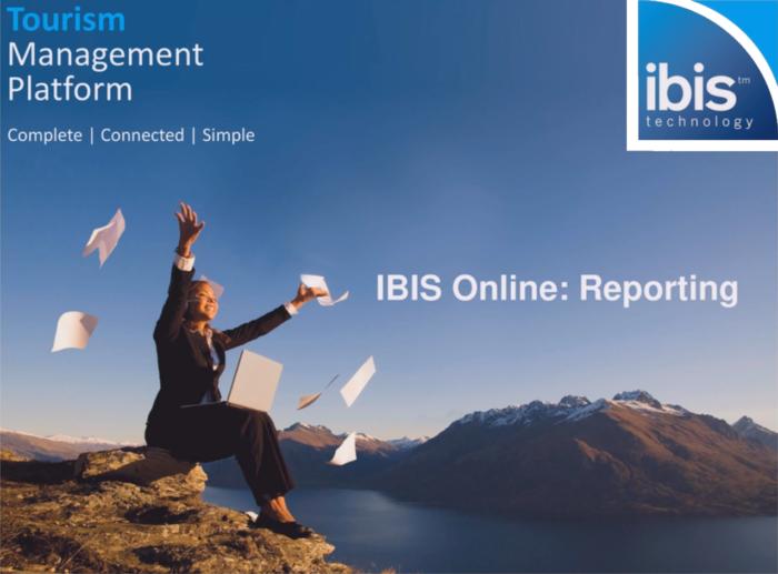IBIS Webinar – IBIS Online Reports Overview