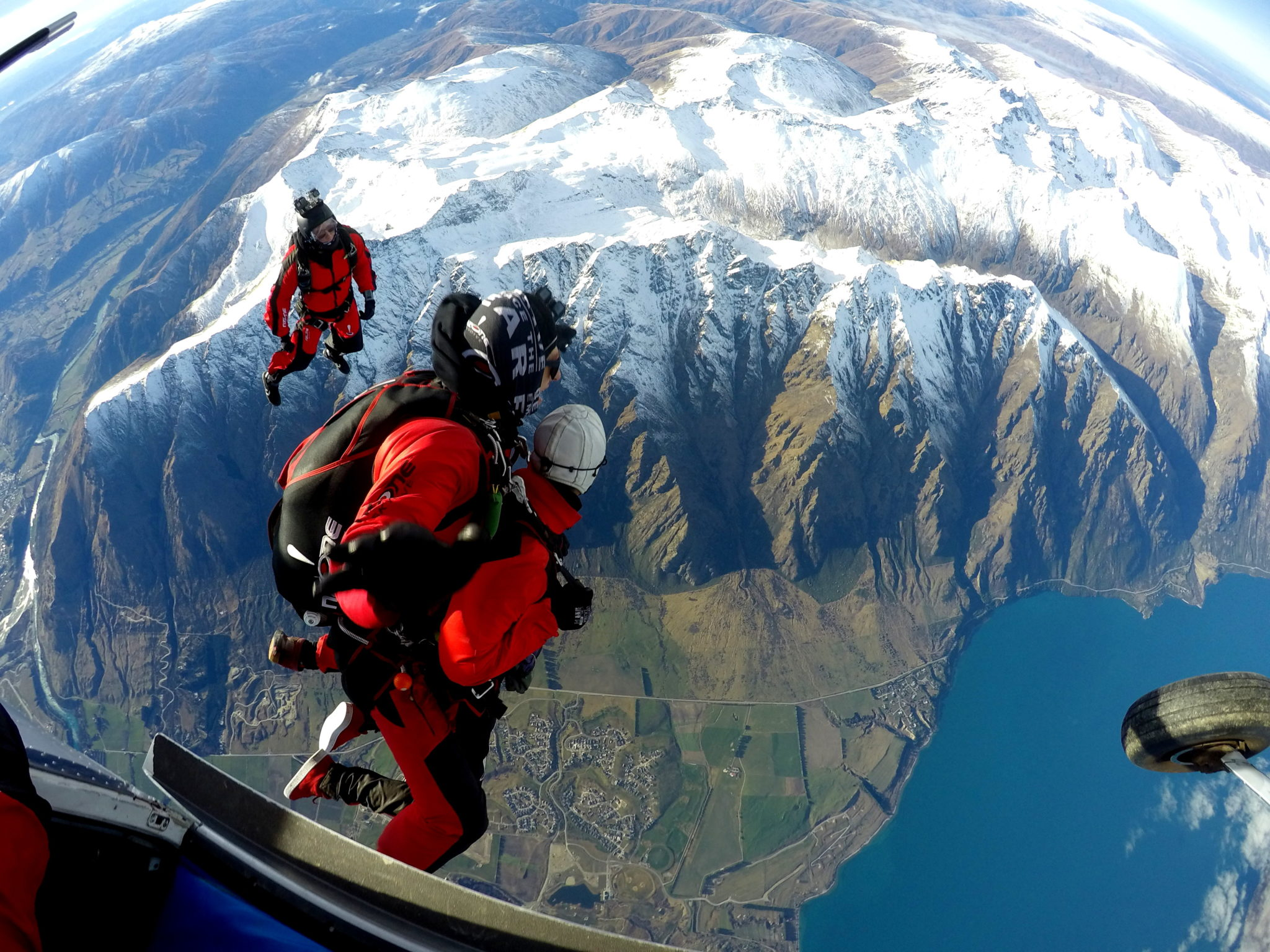 NZONE Skydive New Zealand