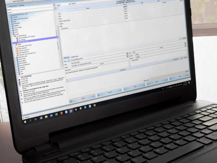 Centralised product database