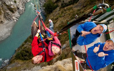 Shotover Canyon Swing