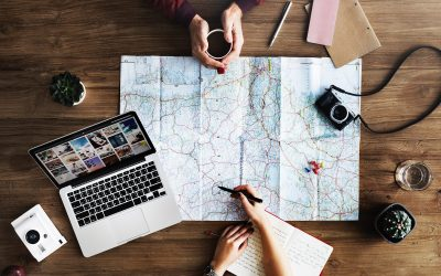 Travel Planning maps