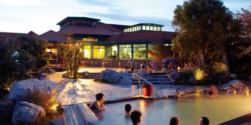Rotorua Polynesian Spa